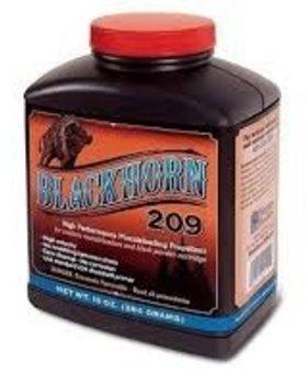 Western Blackhorn 209