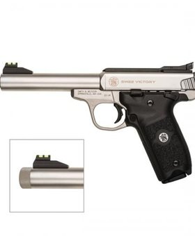 Smith & Wesson 22 l.r. SW22 Victory Threaded