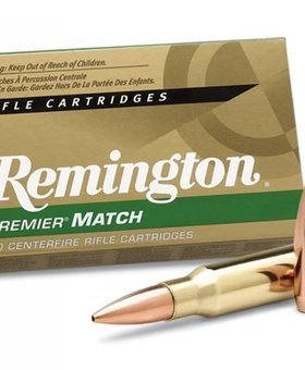 Remington 223 rem Match 62 gr