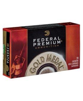 Federal 308 win 168 gr match bthp