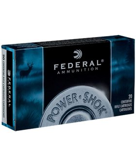 Federal 7mm rem mag 150 gr sp