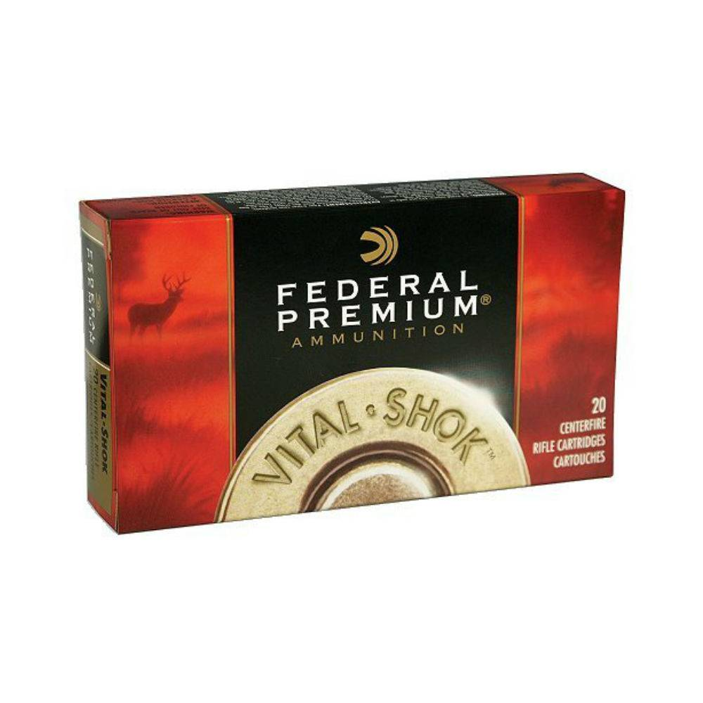 Federal 338 rem ultramag 225 gr accubond