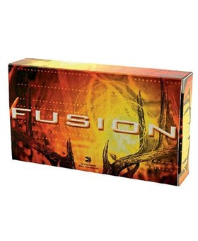 Federal 300 win mag 165 gr Fusion