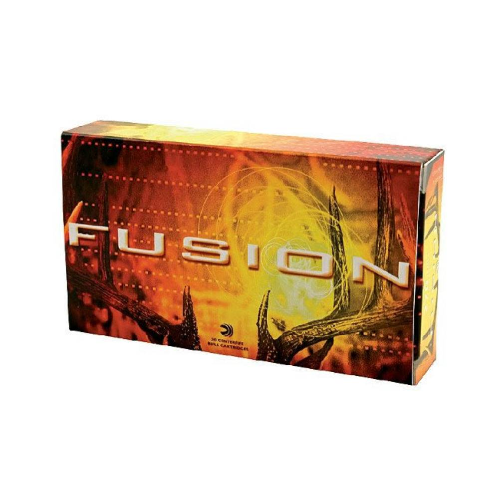 Federal 300 win mag 180gr Fusion