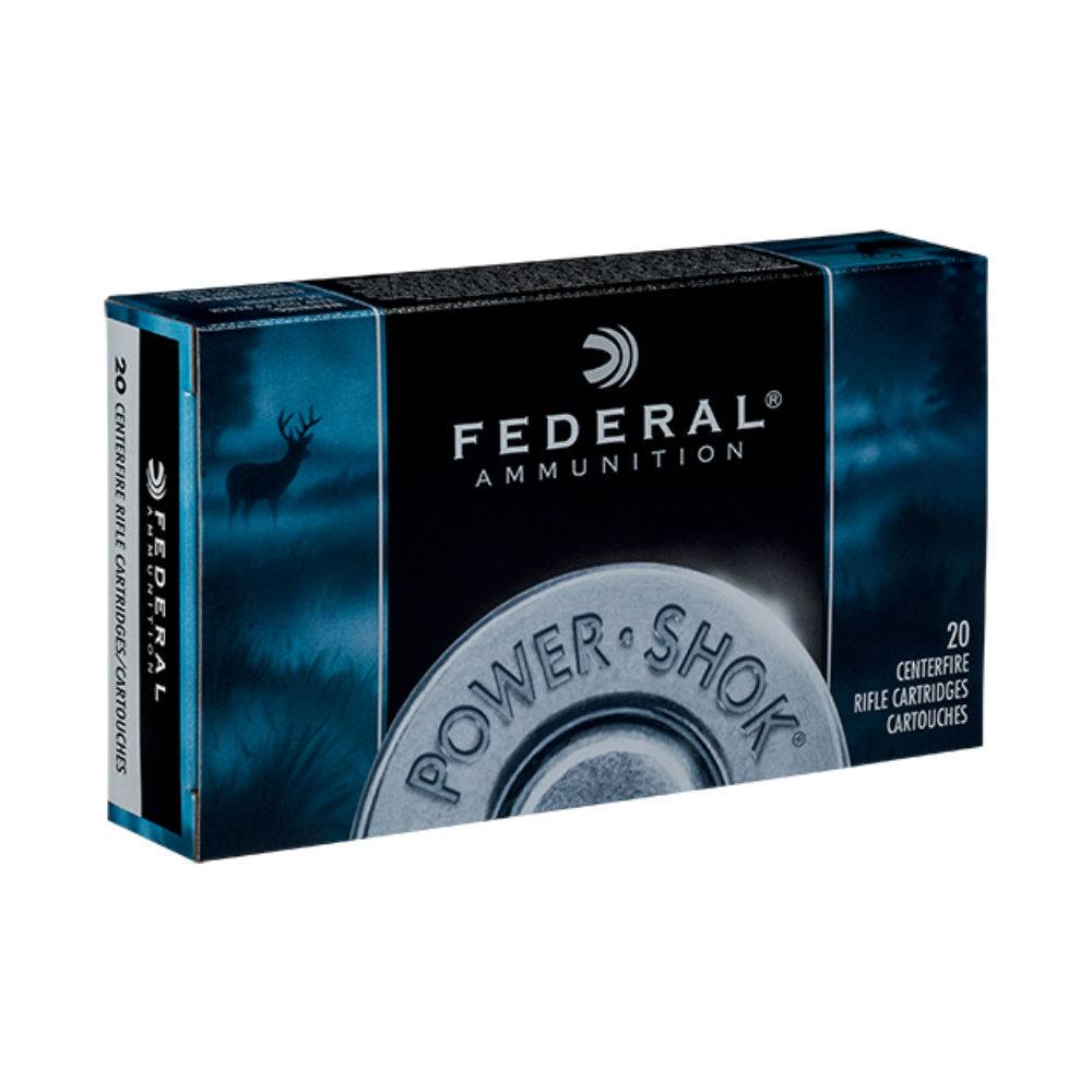 Federal 30-06 sprg 150 gr sp