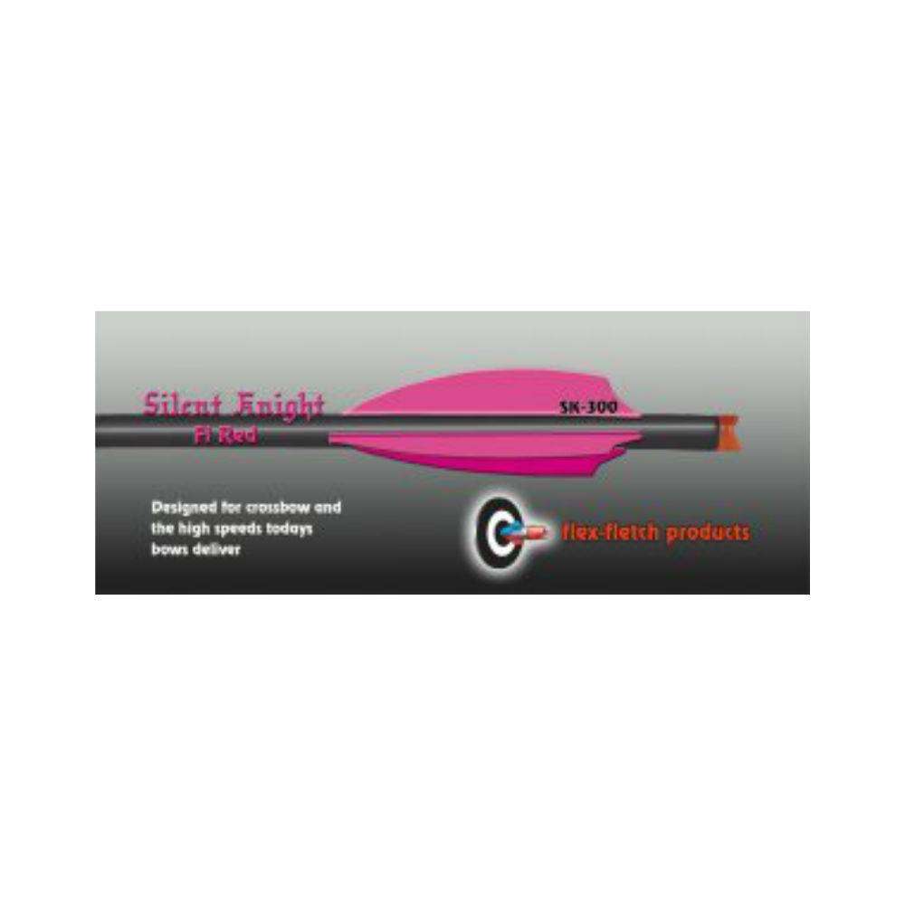 Flex Fletch SK-300 PINK