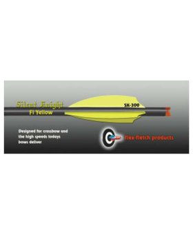 Flex Fletch SK-300 FLO YELLOW