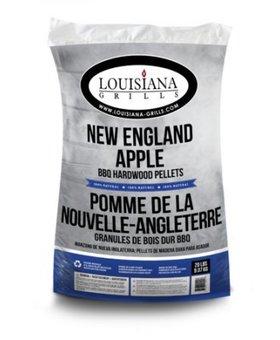 Louisiana Grills New England Apple 20 lb bag
