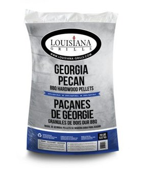 Louisiana Grills Georgia Pecan 20 lb bag