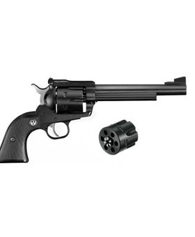 Ruger 357mag/9mm Blackhawk Conversion 6""