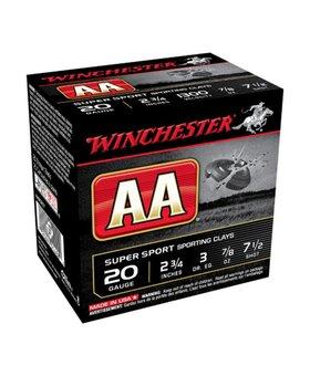 Winchester 20 gauge 2 3/4 #7 1/2