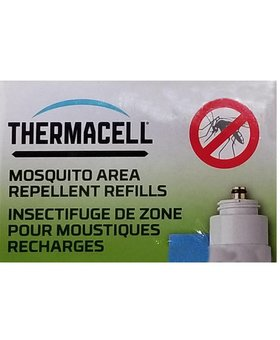 Thermacel 4 hour refil kit 4 butane/12 mats