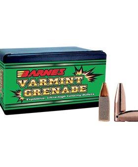 Barnes .224 36 gr Varmint Grenade 250 ct.