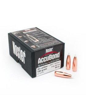 Nosler 7mm 160 gr Accubond