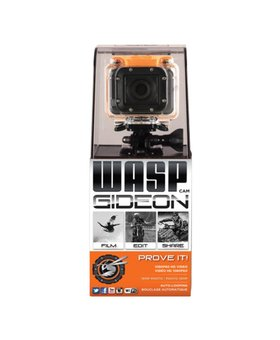 WASPcam Gideon Action Camera (WiFi)