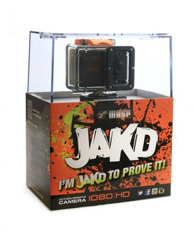 WASPcam JAKD HD Action Camera