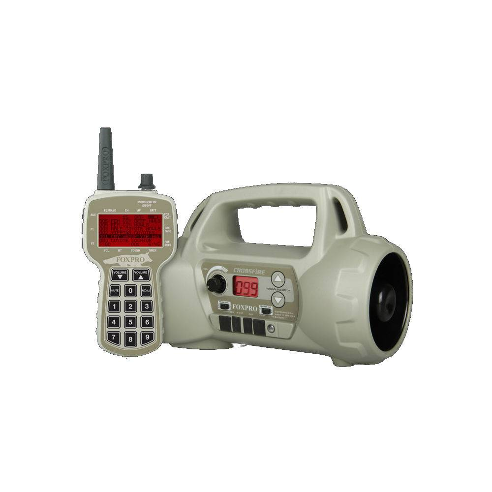Foxpro FOX CROSSFIRE ELECTRONIC CALL