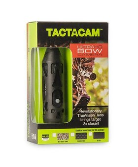 Tactacam Ultra HD Bow Camera Black