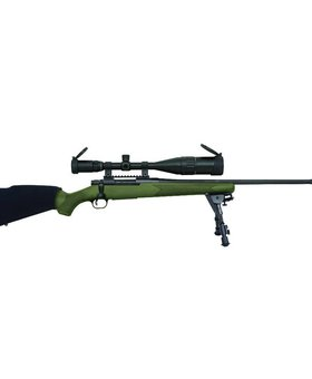 Mossberg 308win Patriot Night Train II od green w/scope