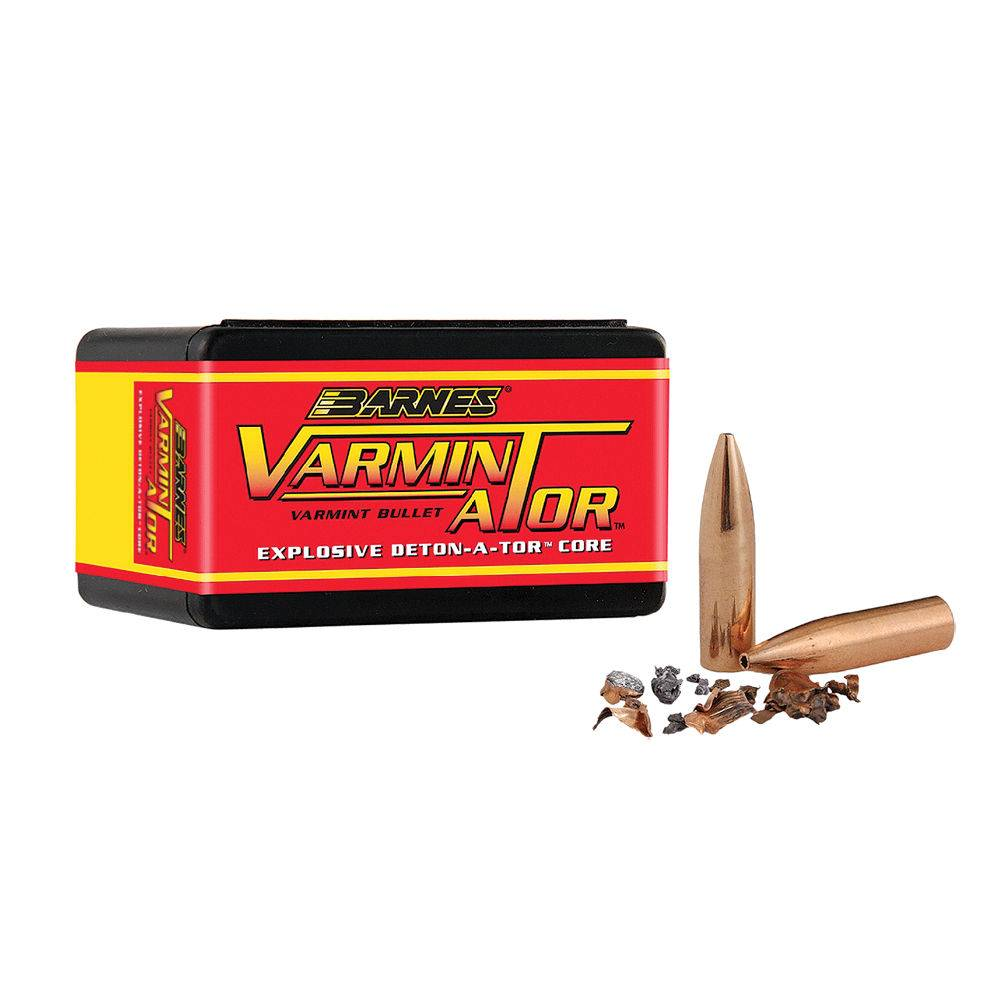 "Barnes 6mm .243"" 58 gr hp fb"