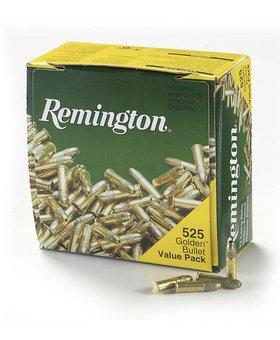 Remington 22 l.r. 36gr hp 525ct Golden Bullet