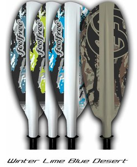 FeelFree 250cm Day Tourer Paddle Camo