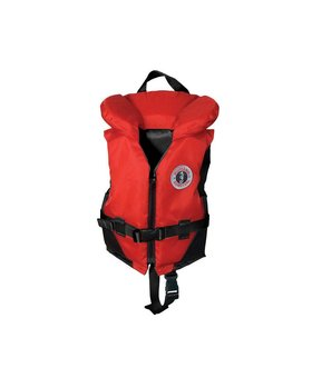 Mustang Survival CLASSIC RED/BLK CHILD