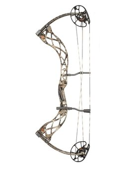 """Martin Archery 2017 MARTIN CARBON FEATHER WEIGHT RH BOW ONLY 45-60# 25.5-30"""" MOSSEY OAK INFINITY"""