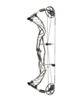 """HOYT 2017 PRO DEFIANT 34 BOW ONLY LH 60-70# 27-29"""" REALTREE XTRA"""