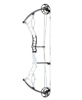 """Bowtech Archery BOWTECH FANATIC 3.0 SD 29""""-60# LH WHITE"""