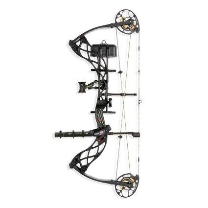 Bowtech Archery BOWTECH CARBON ICON RH 70# CARBON FIBRE