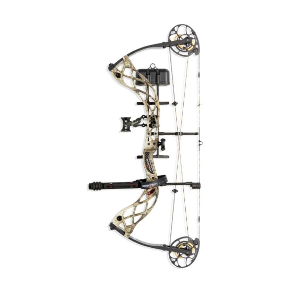 Bowtech Archery BOWTECH CARBON ICON RH 60# BREAKUP COUNTRY RTS