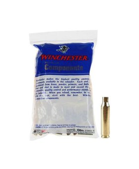 Winchester 22-250 REMINGTON UNPRIMED RIFLE SHELLCASES 100 EA