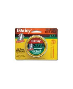 Daisy .177 CAL 250 COUNT POINTED PELLETS