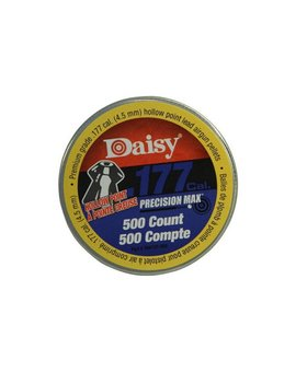 Daisy .177 CALIBER 500 COUNT HOLLOW POINT PELLETS