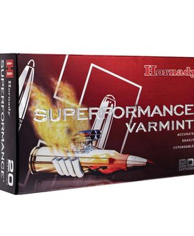 Hornady 223 rem 53 gr v-max superformance