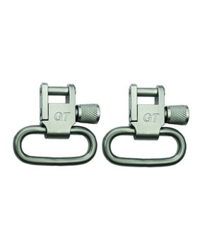 grovtec Swivels 1 in nickel
