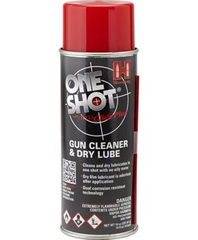 Hornady One Shot Gun Cleaner