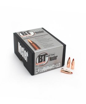 Nosler 22 cal 40 gr FB tipped #17230 100 ct.