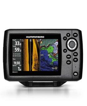 Humminbird Helix 5 Chirp SI GPS