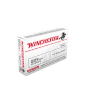 Winchester 556 55 gr FMj 20 ct.