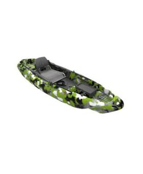 FeelFree BigFish 105  Lime Camo