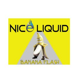 NICE VAPOR NICE LIQUID - BANANA FLASH - 15ml