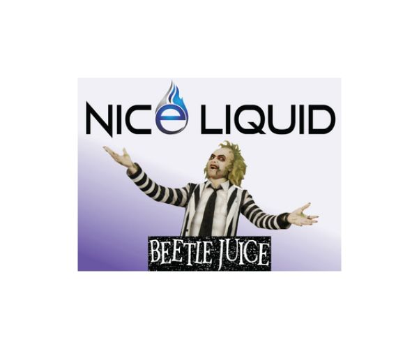 NICE VAPOR NICE LIQUID BEETLE JUICE - 15ml