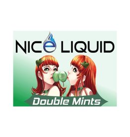 NICE VAPOR NICE LIQUID - DOUBLE MINTS - 15ml