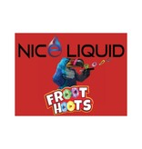 NICE VAPOR NICE LIQUID - FROOT HOOTS - 15ml