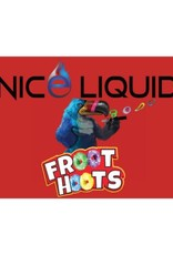 NICE VAPOR NICE LIQUID - FROOT HOOTS - 15ml