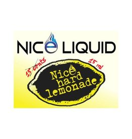 NICE VAPOR NICE LIQUID - NICE HARD LEMONADE - 15ml