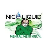 NICE VAPOR NICE LIQUID - MENTAL MENTHOL - 15ml