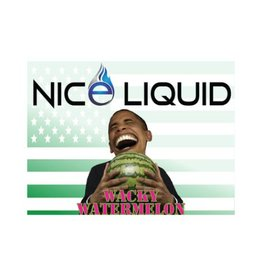 NICE VAPOR NICE LIQUID - WACKY WATERMELON - 15ml